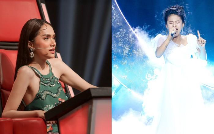 The Voice Kids: Hát nhạc của Lara Fabian, học trò Hương Giang khiến khán giả phải trầm trồ