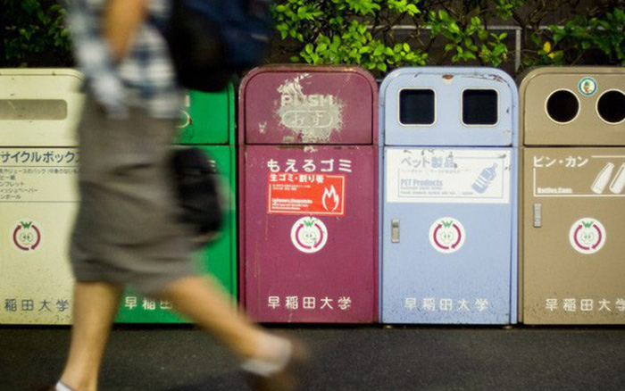 Ít ai biết rằng Nhật Bản là một trong những nơi có lượng rác thải nhựa lớn nhất thế ...