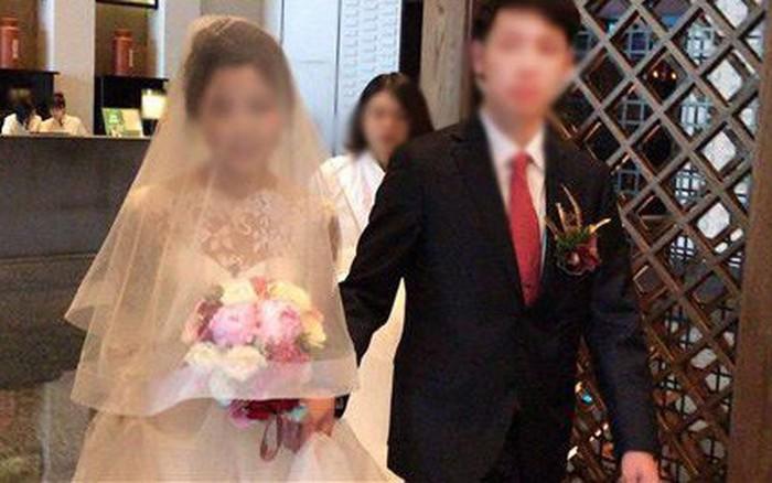 Đúng giờ cử hành hôn lễ, chú rể hoảng hồn thấy những 2 cô dâu xuất hiện ...