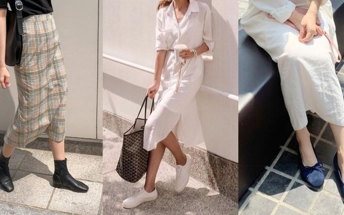 Tối thiểu, nàng ngoài 30 tuổi nên có 5 mẫu giày sau để luôn mặc đẹp đến ...