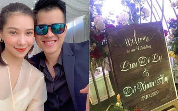 Dân mạng choáng váng trước thông tin Lưu Đê Li tổ chức đám cưới: Có ...