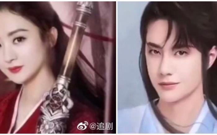 """""""Hữu Phỉ"""" tung teaser vỏn vẹn 3 giây, fan náo loạn vì Triệu Lệ Dĩnh - Vương Nhất ..."""