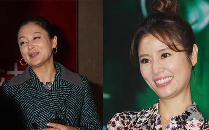 Không thể tin đây lại là nhan sắc thật của những mỹ nhân đình đám Hoa ngữ: ...