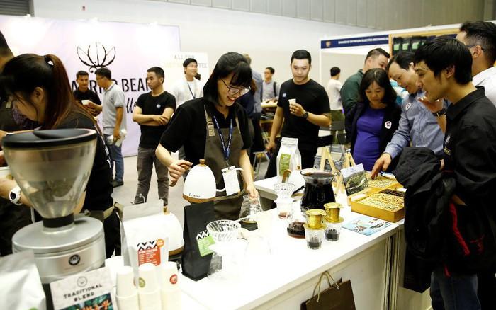 Triển lãm quốc tế cà phê tại Việt Nam lần thứ 4 năm 2019 - xs thứ hai
