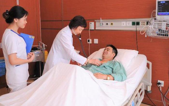 Thoát cơn đau thắt ngực bằng phẫu thuật bắc cầu chủ vành - xs thứ hai