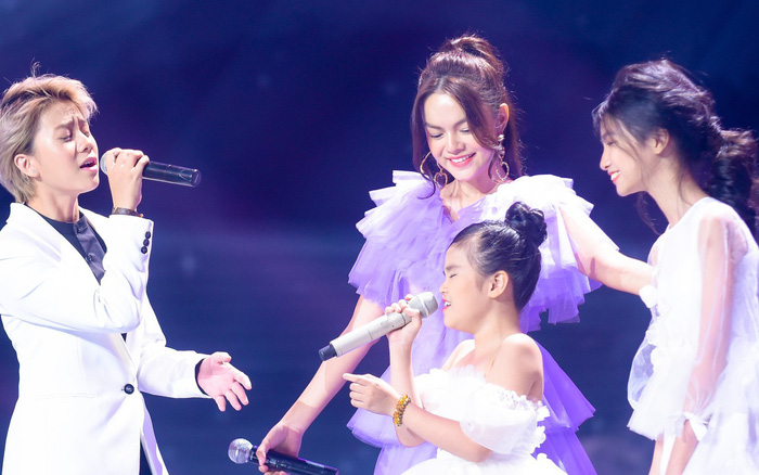"""Bảo Hân """"Về nhà đi con"""" giúp học trò Phạm Quỳnh Anh nhận cơn mưa lời khen ..."""