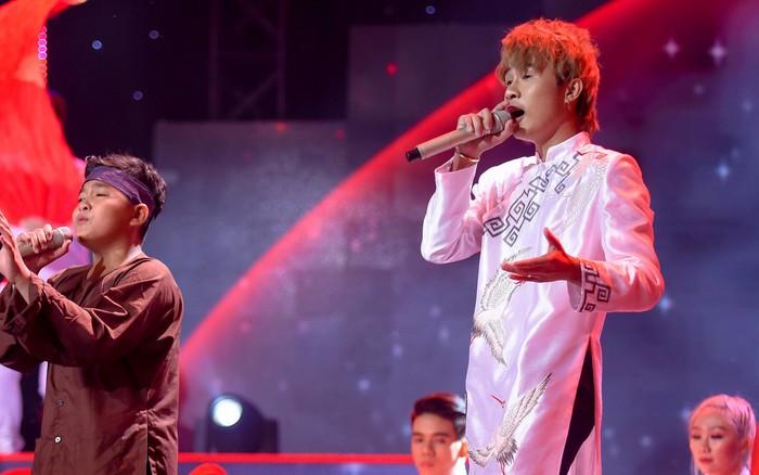 Jack & K-ICM giúp tiết mục của học trò Hương Giang trong The Voice Kids lọt top 1 Trending ...