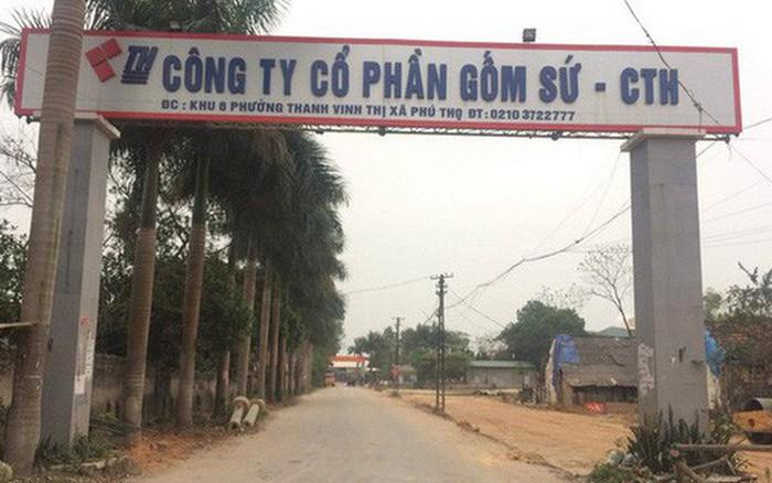 Công ty CP gốm sứ Thanh Hà khẳng định không thuê nhóm đối tượng Vũ