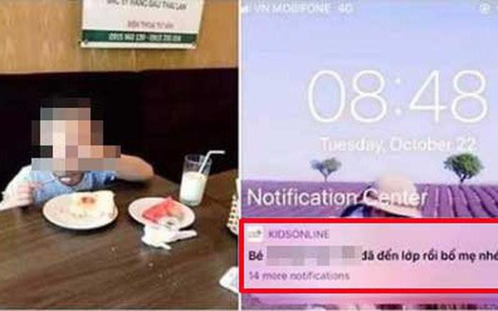 Con đang ngồi ăn sáng, bố bất ngờ nhận tin nhắn thông báo từ trường Gateway