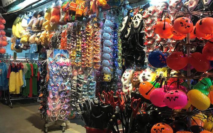 3 địa điểm bán và cho thuê đồ Halloween rẻ, đẹp tại Sài Gòn