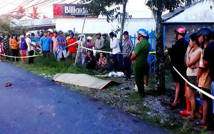Hỗn chiến ở Kiên Giang, 1 người bị đâm chết, 1 bị chém lìa tay