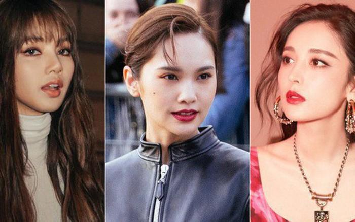 """11 beauty look """"đỉnh"""" nhất của dàn mỹ nhân châu Á mùa fashion week ..."""