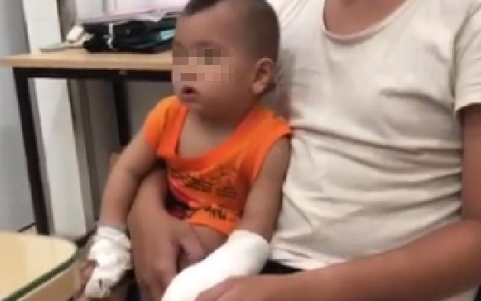 Tai nạn kinh hoàng: Người nhà thử xe máy mới mua, bé trai 1 tuổi bị đứt lìa 4 ...