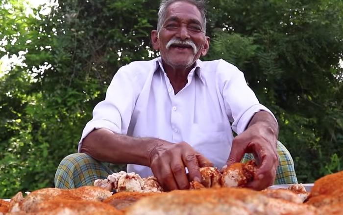 """Cụ ông người Ấn Độ - """"tiền bối"""" của bà Tân Vlog vừa qua đời, để lại kênh ..."""