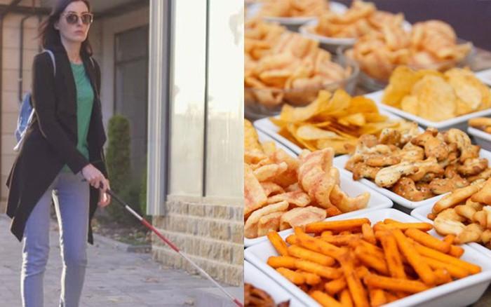 Không ăn trái cây và rau củ trong suốt 22 năm, người phụ nữ có nguy cơ bị mù