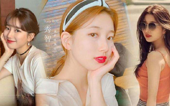 Bí mật của Suzy: Nhan sắc thăng hạng chỉ nhờ giảm cân và cách rửa mặt sạch sâu ...