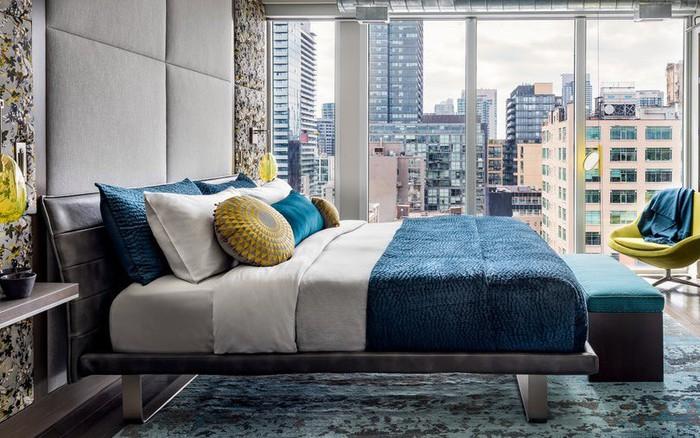 Giúp bạn lý giải nguyên nhân khiến giường ngủ thấp ngày càng được nhiều gia ... - xs thứ hai