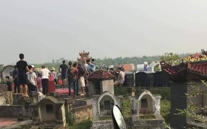 Hưng Yên: Phát hiện thi thể một người phụ nữ ở nghĩa trang, nghi bị người yêu sát hại