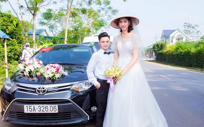 Đám cưới đặc biệt của cô dâu 1m94, chú rể 1m4, nhiếp ảnh gia tiết lộ sự thật đằng sau