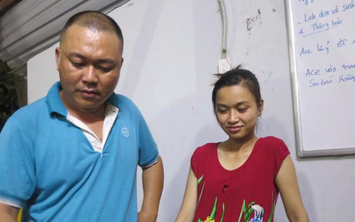 Buồng hạnh phúc trên xe buýt Sài Gòn, tài xế coi con trai riêng của vợ ...
