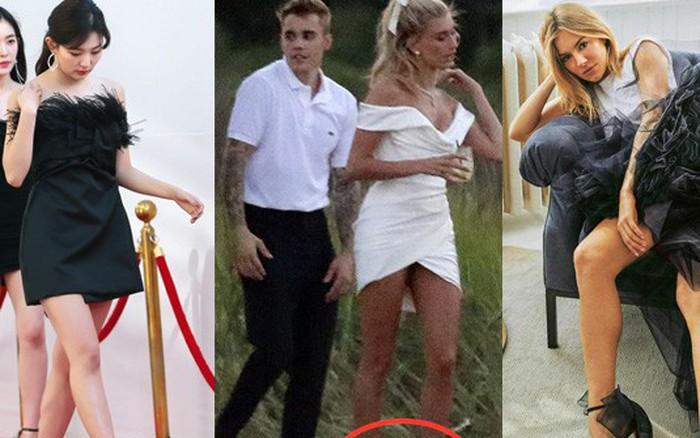 """Đôi sandal bánh bèo 20 triệu đang """"bỏ bùa"""" từ vợ Justin Bieber đến cả loạt ..."""