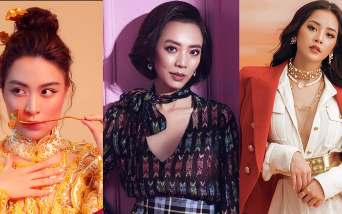 Thu Trang - Ngô Kiến Huy - Hoàng Thùy Linh - Chi Pu xác nhận tham gia WebTVAsia ...