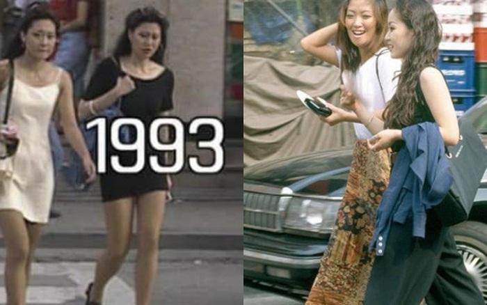 Nam thanh nữ tú xứ Hàn những năm 90: Lên đồ chặt chém, bắt trend nhạy chẳng kém ...