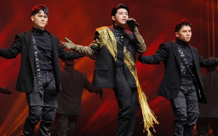 Noo Phước Thịnh xuất hiện bùng nổ, được cổ vũ không thua kém các nghệ sĩ Hàn Quốc