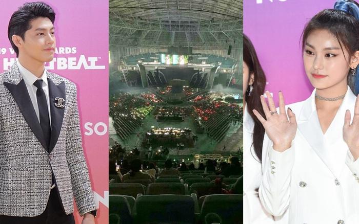 """Lễ trao giải có Noo Phước Thịnh, """"em gái"""" TWICE, """"em trai BTS"""" tại Hàn ..."""