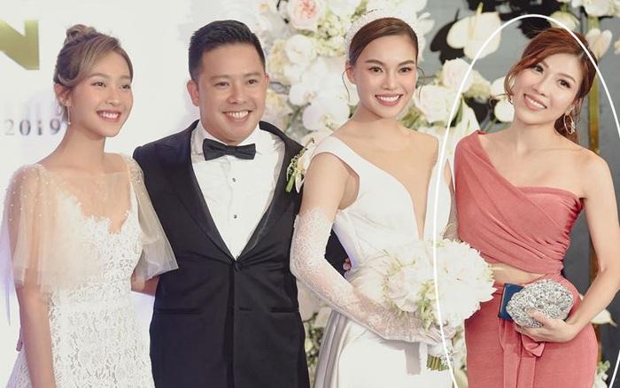 Trang Pháp diện sai dress code tại đám cưới Giang Hồng Ngọc