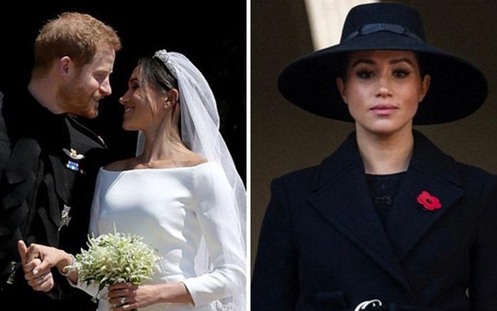 Làm dâu hoàng gia được gần 2 năm, Meghan Markle vẫn chưa trở thành công dân ...