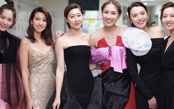 Đài TVB ở Hồng Kông: Lễ trao giải lớn, tiệc mừng công có cả trăm ...