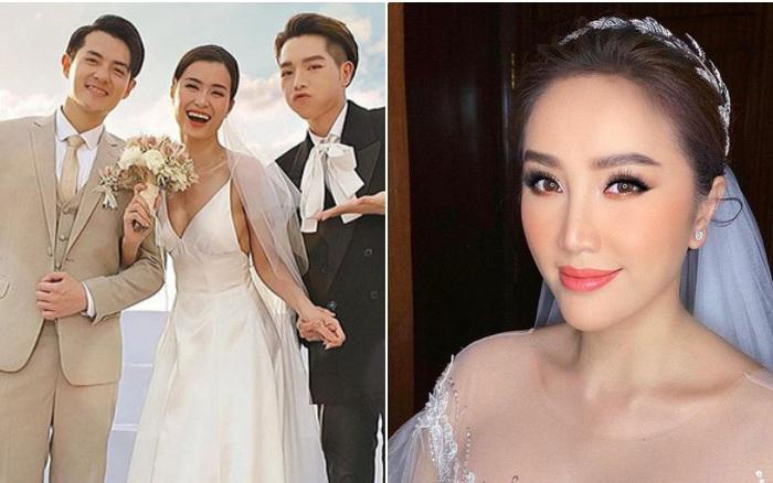 Đám cưới Đông Nhi – Bảo Thy: Ngỡ hoàn hảo mà cũng mắc 4 sự cố về ...