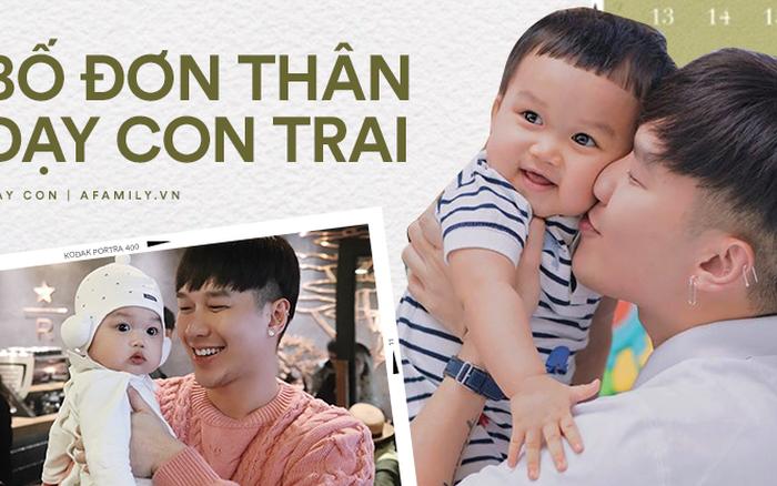 Stylist Lê Minh Ngọc chỉ ra 8 điều phải dạy con trai