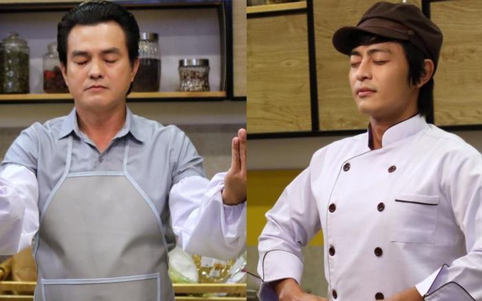 """""""Vua bánh mì"""":Cao Minh Đạt hội ngộ con trai Quốc Huy, 2 cha ..."""