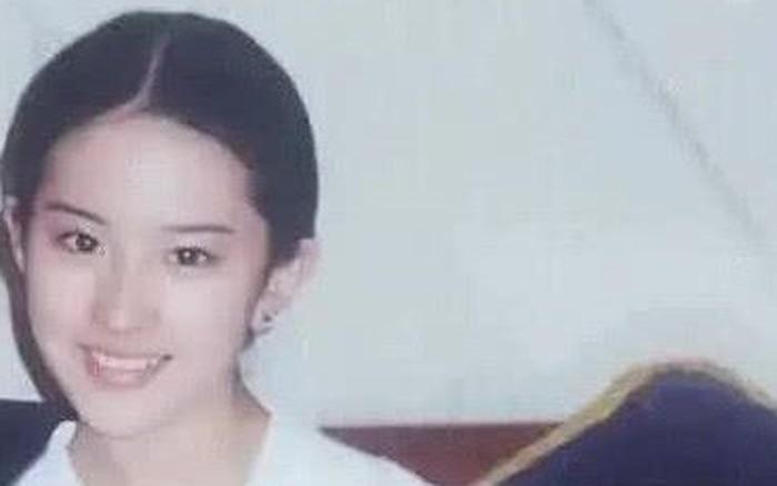 Netizen phát sốt với hình ảnh Lưu Diệc Phi thời còn cắp sách tới trường, đẳng cấp mỹ ...
