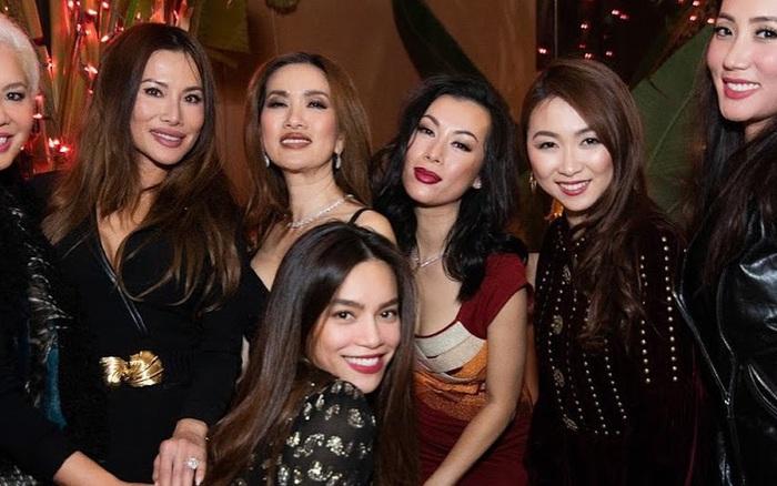 Mimi Morris gọi cả hội chị em sang chảnh mừng sinh nhật nữ ca sĩ Hồ Ngọc Hà - xổ số ngày 22102019