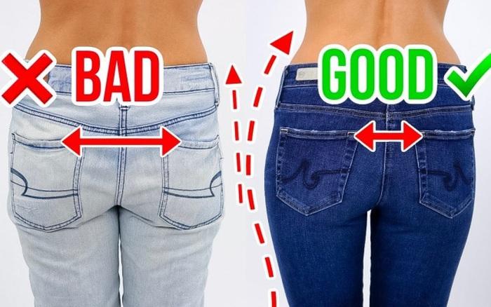 4 mẹo mặc quần jeans giúp bạn nhìn hút mắt hơn hẳn cô bạn đồng nghiệp