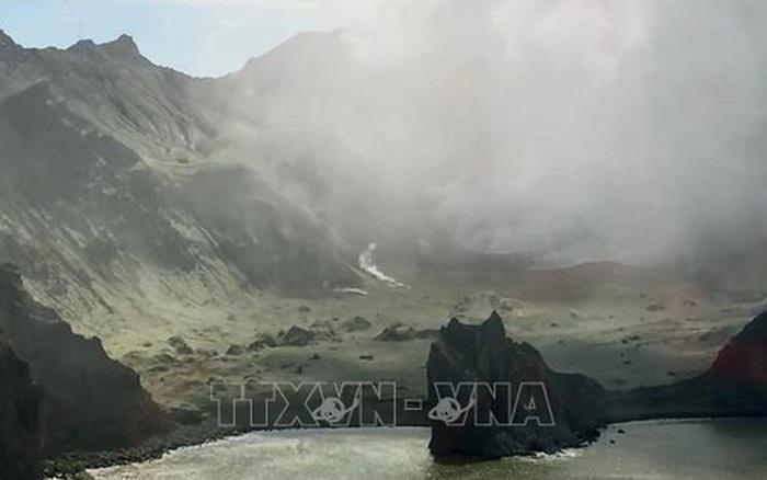 Vẫn có khả năng núi trên Đảo Trắng của New Zealand xảy ra đợt phun ... - kết quả xổ số tiền giang