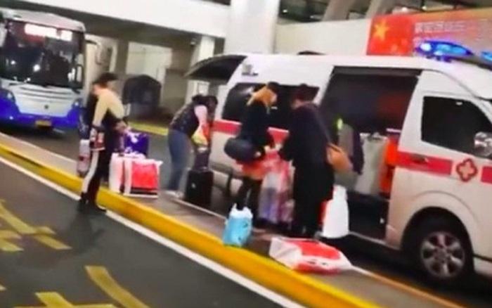 Quản lý sân bay gây phẫn nộ vì điều xe cứu thương đón vợ con ... - kết quả xổ số tiền giang