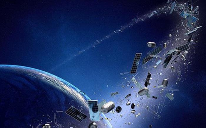Lần đầu con người đưa máy dọn rác khổng lồ vào không gian - kết quả xổ số tiền giang