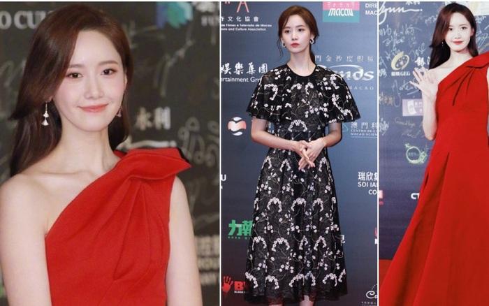 Yoona thay liền 2 bộ váy: Vừa kín đáo đã quay ngoắt sang lồng lộn ...