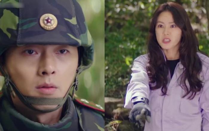 """""""Crash Landing On You"""": Son Ye Jin suýt giẫm phải mìn khiến ..."""