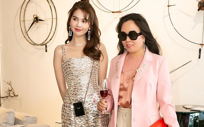 Cùng dự 1 sự kiện: Ngọc Trinh hở bạo với váy ngắn cũn, đối lập với Phượng Chanel diện ... - kết quả xổ số bạc liêu