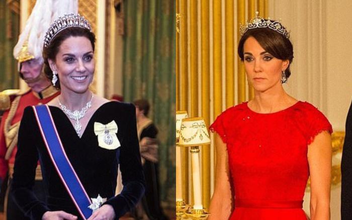 Công nương Kate ngày càng mang khí chất của một Hoàng hậu ... - xs thứ tư