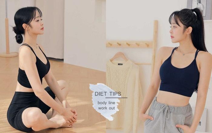 3 động tác tác động trực tiếp vào vòng bụng và bắp ...