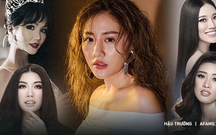 """Dàn Hoa hậu """"hot"""" nhất showbiz Việt đã chính thức ..."""