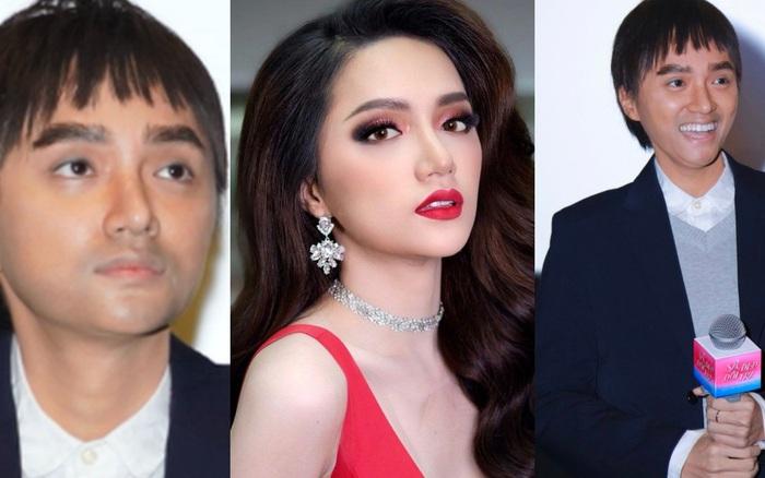 """Hoa hậu Hương Giang xuất hiện với hình ảnh nam giới, thừa nhận phải giấu bớt """"cốt ..."""