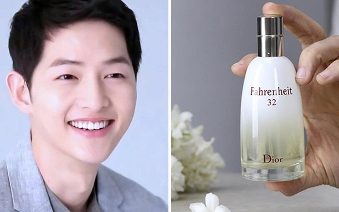 6 chai nước hoa của các mỹ nam: Song Joong Ki, Lee Min Ho... sẽ thích mùi ...