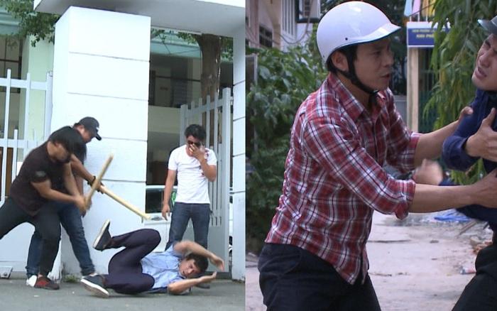 """""""Không lối thoát"""" tập 28: Minh - Lương Thế Thành vừa ..."""